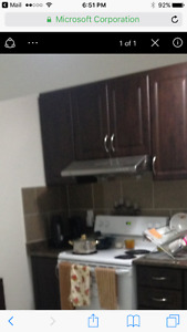 Brand NEW! 1 Bedroom Basement Rent close to Humber College Apr 1