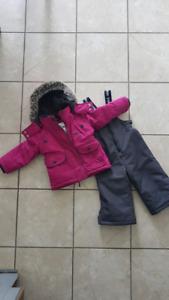 18 month snowsuit