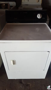 ELECTRIC DRYER 80.00,white, works well, Delivery available