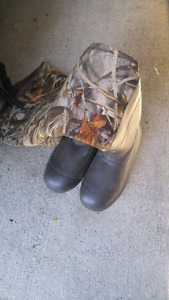 Thinsulate leg waders size 13