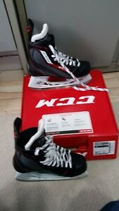 Brand New pair of size 7  CCM skates for sale