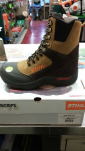 STIHL LAWNGRIPS SAFETY BOOT
