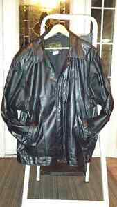 Bridgestone men's leather coat