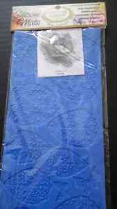 Crystal Candy Lace Mat - 3D Peony **HARD TO FIND**