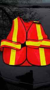 UNIVERSAL FIT HIGH QUALITY SAFETY VEST THAT LASTS $15.00