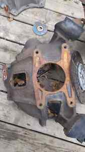 8 cylinder 55 to 57 Chevy 8 cylinder bellhousing   West Island Greater Montréal image 4