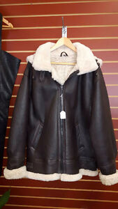 Store Closing - 30% off Leather coats etc.