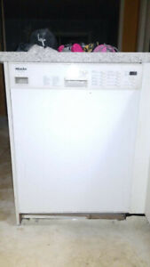 Used Miele Dishwasher For Sale