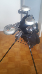 RH Golf Clubs + Bag