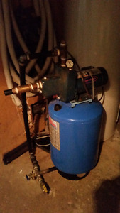 For sale jet pumps with tank