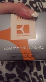 Men's Boss in motion original 90ml