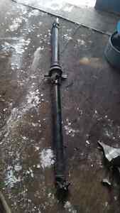 GC8 5 spd to R180 driveshaft