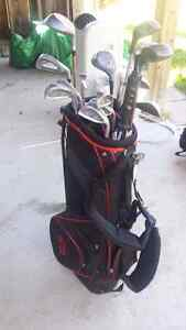 Women's Golf clubs with bag Cambridge Kitchener Area image 2
