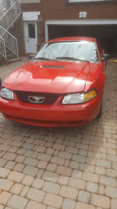 1999 Ford Mustang Coupe v6