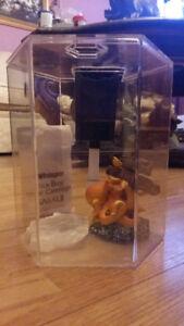 Brand New 1 Gallon Acrylic Aquarium