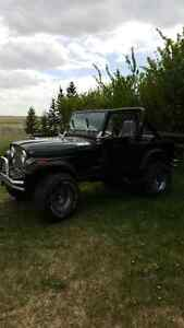 WANTED JEEP CJ YJ AND TJ'S
