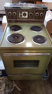 Retro Smaller Stove/Oven
