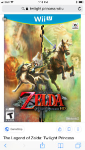 I'm looking for these Zelda and fire emblem games