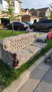 Curb Alert - Couch - 3 seater