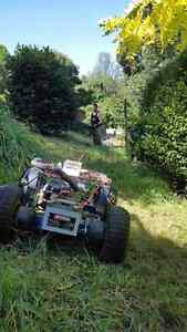 Remote control lawnmower 4x4! The Patch Yarra Ranges Preview