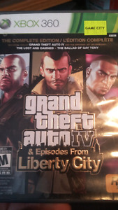 Gta 4 & episodes from liberty city $5