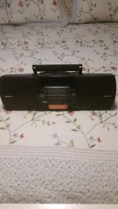 Sirius Radio Boom Box