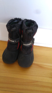 Sorel Boots, toddler size 10