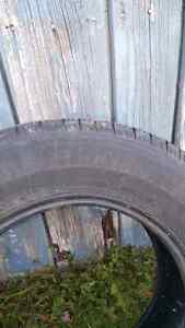 2 used tires 235/65/R16