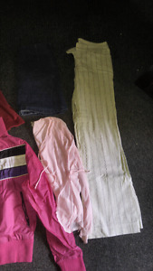 Womens med clothing size 8-10