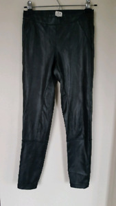 Aritzia wilfred sauvage daria legging faux leather xs