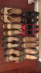 High heels- vary from used to like new