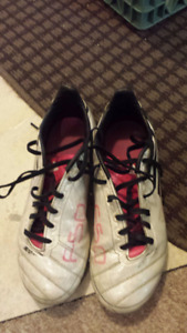 Adidas F50 Soccer shoes size 4