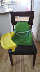 Banc a attacher a une chaise