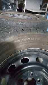 Tires with rim Edmonton Edmonton Area image 3