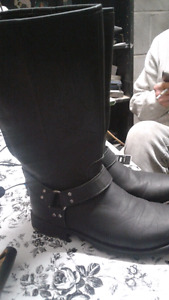 Black riding boots for sale