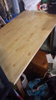 IKEA dinning table and chairs for sale