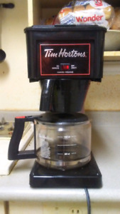 Bunn Tim Hottons coffee maker