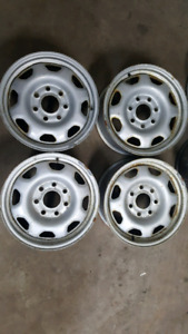 "Rims 17"" f150 7 bolts"