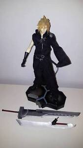 Final Fantasy VII Advent Children Cloud Strife Statue Very Rare Wyee Lake Macquarie Area Preview