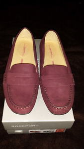 Brand new Rockport penny loafer 9.5M