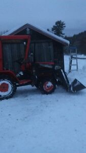 Wanted  front rear end on B6200 Kubota