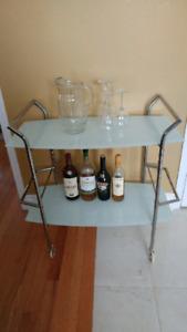 Bar/ Serving Cart