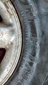 Dodge rims Williams Lake Cariboo Area image 3