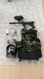 Paintball Marker Kit