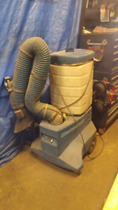 Nederman fume extractor