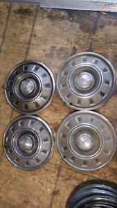 1968 dodge division 14 inch wheel covers