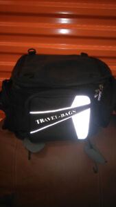 MOTORCYCLE TRAVEL BAG.