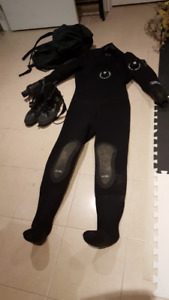 Top of the line BARE Dry Suit - Drysuit