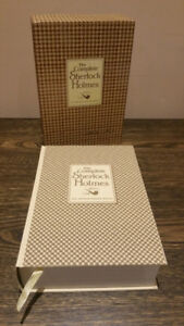 Sherlock Holmes - The Complete Book (By: Sir Arthur Conan Doyle)