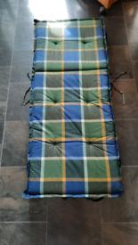 High Back Garden Chair Cushions